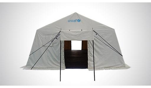 School tent - School Tent, 40 m2