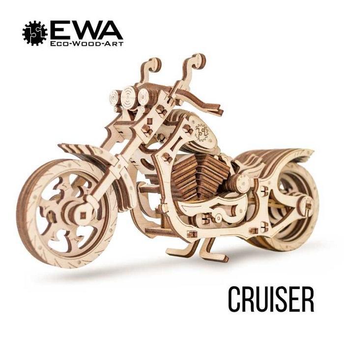 Крузер - конструктор Мотоцикл