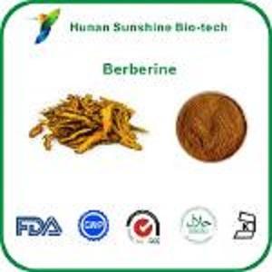берберин - Экстракты растений