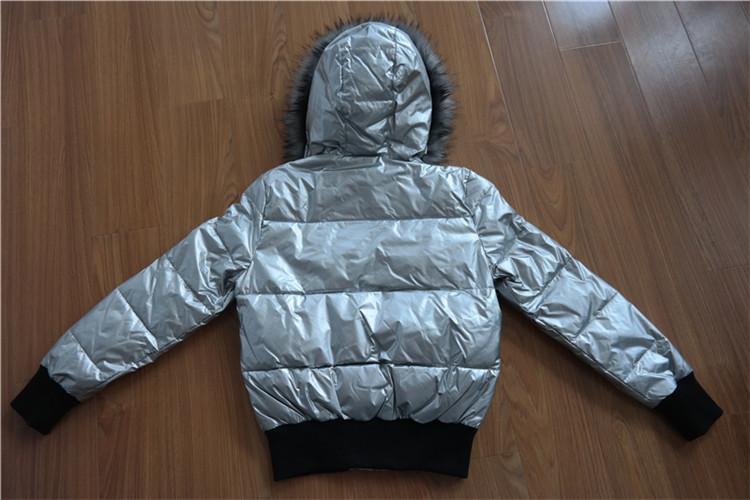 Children's medium padded cotton coat jacket - YH16-30CH