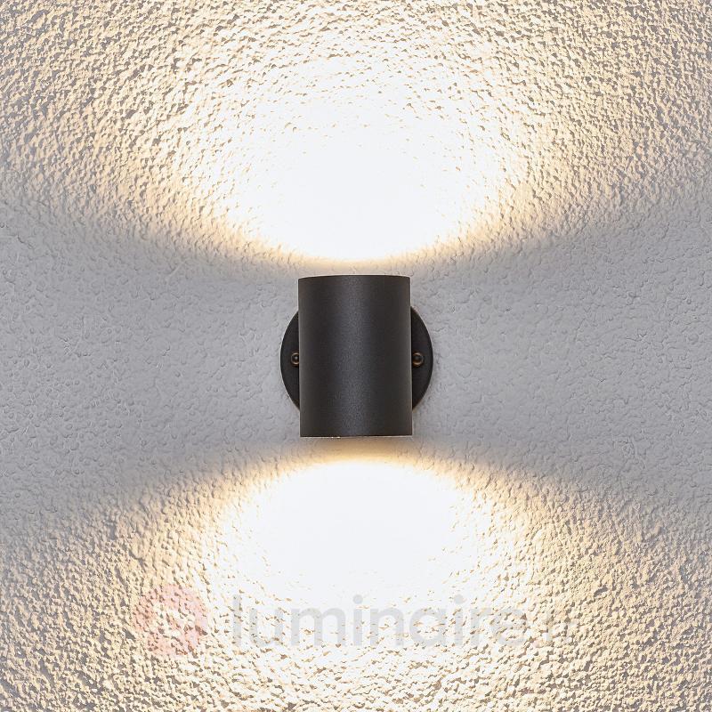 Lexi - applique d'extérieur LED à 2 lampes - Appliques d'extérieur LED
