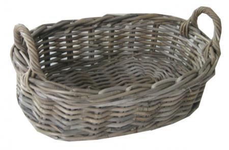 Rattan Basket - from Grey Kubu