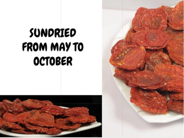 Sun Dried Tomatoes  - Tomatoes