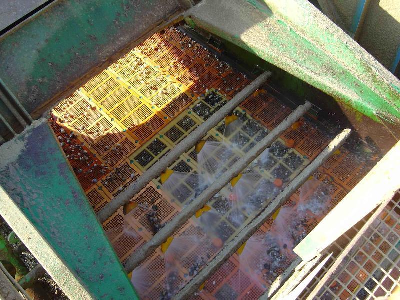Dewatering screens - Screening, classifying, dewatering - Screening technology