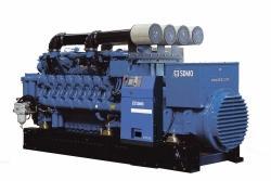 Groupes industriels standard - X1600U