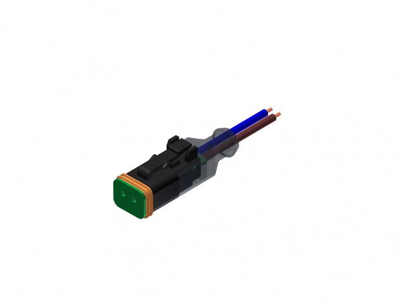 Ventilsteckverbinder DT-Serie - Ventilsteckverbinder DT-Serie