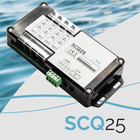 SCQ25 COMBO QUADRO  SHUNT MODULE - Pico battery monitor