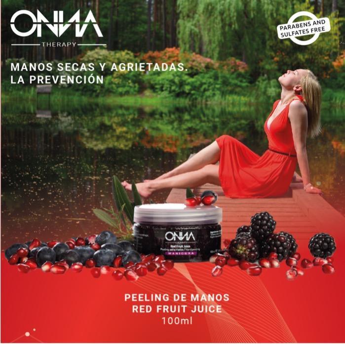 Red fruit Juice 100 - Peeling Crema para Manos