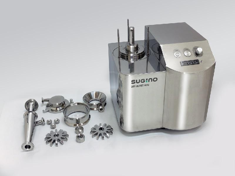 "Dry Burst Mini ""DB-100S CE"" - Laboratory dry mill"
