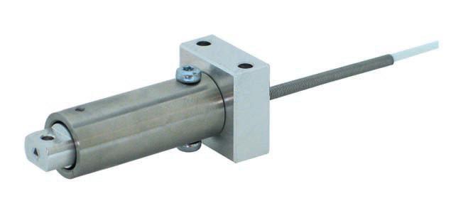 拉压力传感器 - 8510 - 结构紧凑,尺寸小,安装方便,适用于小而极小的力,机械过载停止
