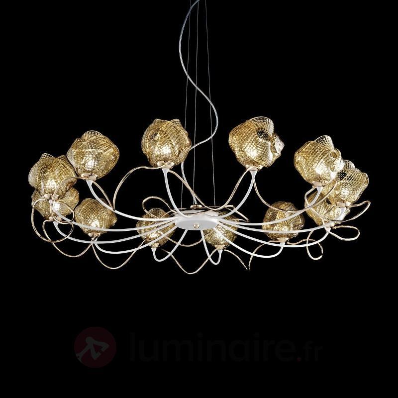 Lustre Gomitoli 95 cm - Lustres designs, de style