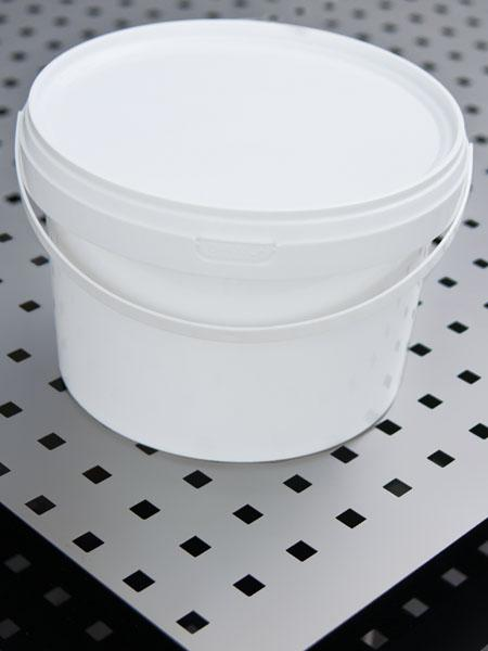 Plastic Round Pail 3130 ml Product Code: 131191