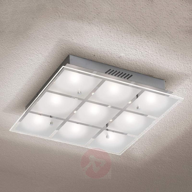 Florien LED Ceiling Light Nine Bulbs - Ceiling Lights