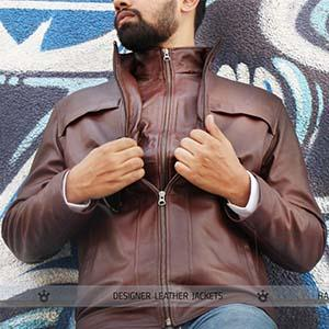 Leather jackets - Pure leather jackets