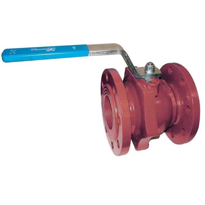 Ball Valve - Flanged / 2-Piece / From DN40 to DN150