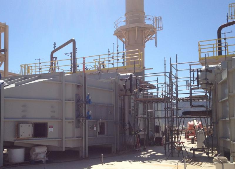Hrsg For Chp - Heat Recovery