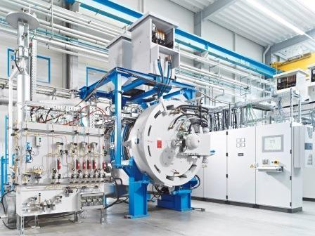 Sinter-HIP systems type COD - ... for dewaxing, vacuum-sintering and hot isostatic pressing up to 100 bar.