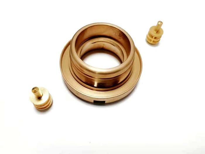 CNC-Drehteile (CNC TURNING PARTS) - China Turned Parts Factory,CNC Turning Parts From Stainless Steel,Brass,Aluminum