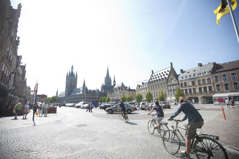 Group Tours to Flanders, the Belgian coastline - Service- Tour operator