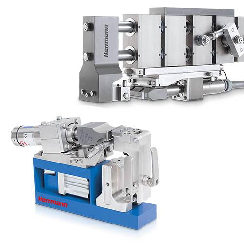 PACKLINE modules - Ultrasonic sealing modules for packaging machines