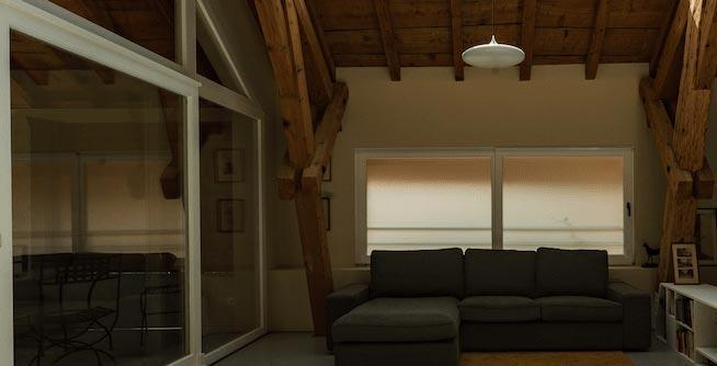 ferestre din lemn - ferestre osciloculisante din lemn stratificat