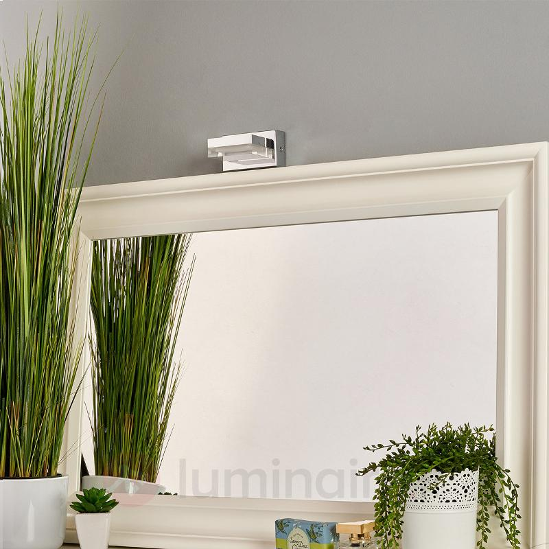 Applique pour salle de bains Elona avec LED - Salle de bains et miroirs