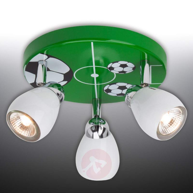Football - children's ceiling light - Ceiling Lights