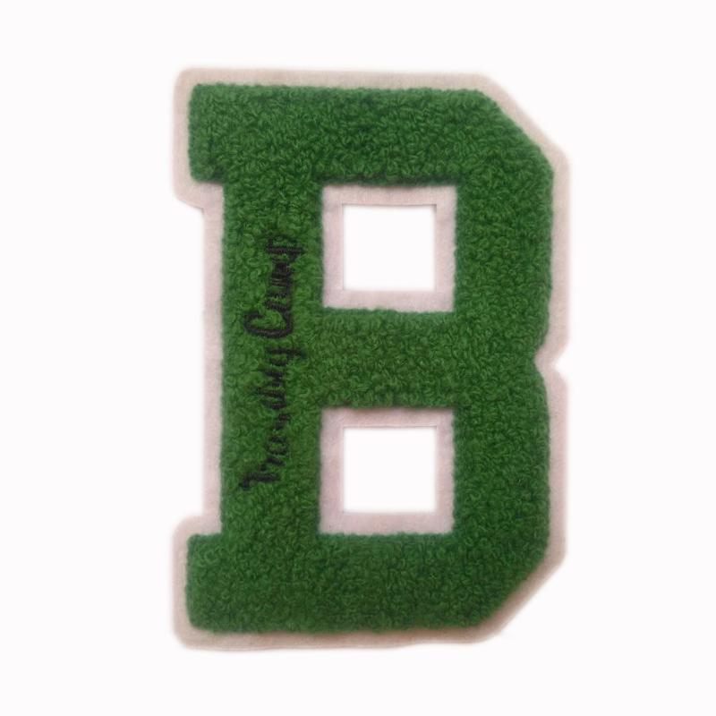 Chenille Patches - HY-C1006