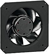 Ventilateurs / Ventilateurs compacts Ventilateurs à flux diagonal - K1G200-AD37-02