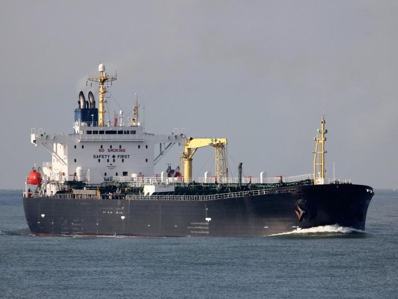 MR tanker for sale -  45908 DWT on 12,02 M Draft BLT 4/1999 SHIN KURUSHIMA, JAPAN