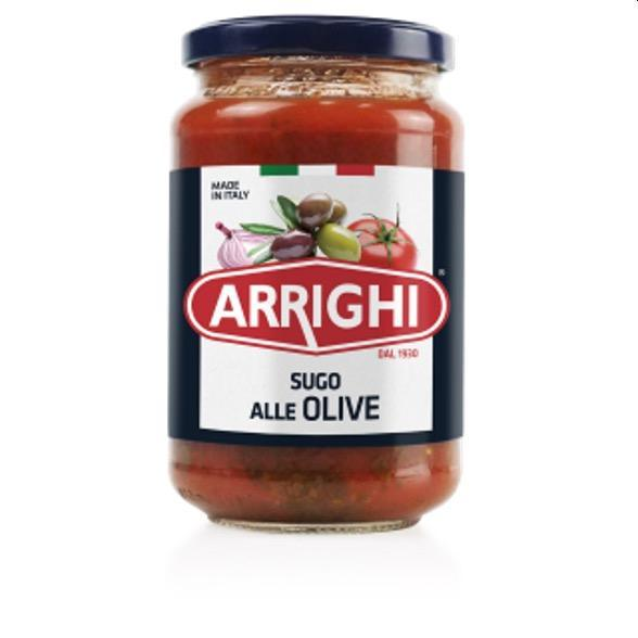 Olive Sauce - null