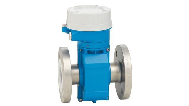 Proline Promag P 500 Débitmètre électromagnétique - Le débitmètre pour des températures de produit extrêmement élevées