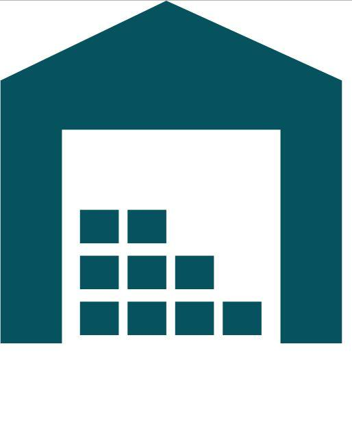 Réception et stockage des marchandises - Services logistiques