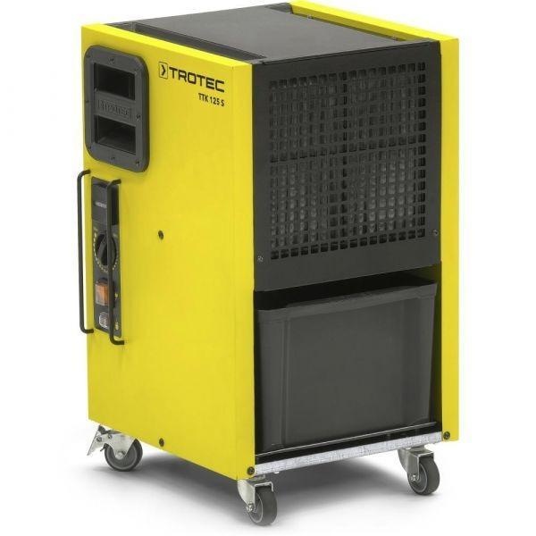Déshumidificateur TROTEC TTK 125 S - Déshumidificateur  professionnel 32 litres