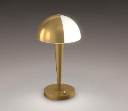 Art deco desk lamp - Model 509 bis GM