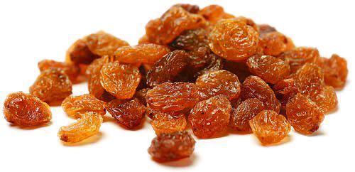 Raisins, Dates, pistachios -