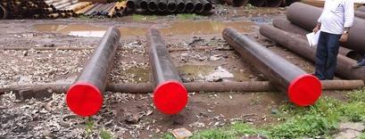 X52 PIPE IN BURKINA FASO - Steel Pipe