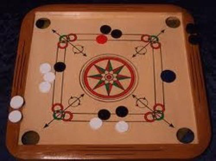 carrom board - Designer Carrom Board