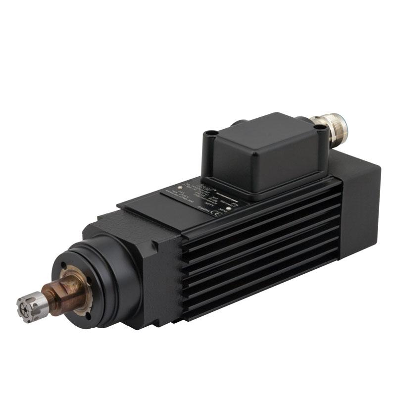 Spindle motor iSA 500 - Easy to maintain spindle motor with manual tool exchange