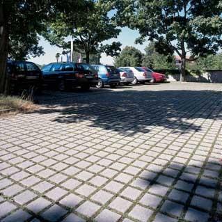 Pflastersteine - Golf EcoParc