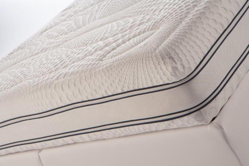 Maatress Cover With Spacer Border Fabric - Mattress Cover - Bed Cover