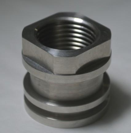 cnc machining parts  - precision stainless steel machining parts