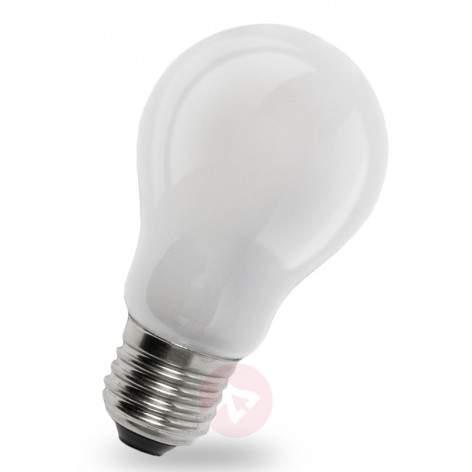 E14 4 W 827 LED candle bulb, for indoor use, matt - light-bulbs