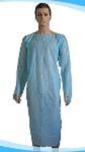 vestidos de cpe de bucle de pulgar estándar desechables - vestidos de cpe de bucle de pulgar estándar desechables