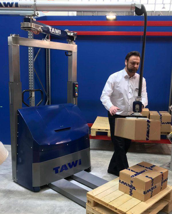 TAWI Mobile Order Picker Compact - null