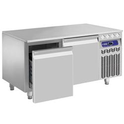 GAMME ALPHA 650 - REFRIGERATED BASE / DRAWERS GN