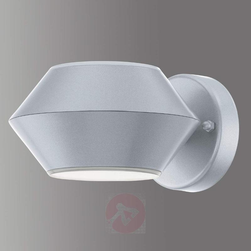 Design-oriented Nocella outdoor LED wall light - Outdoor Wall Lights