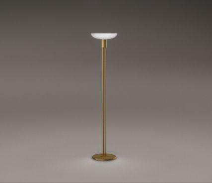 Галогеновая напольная лампа арт-деко - Модель 107