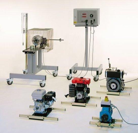 Motorleistungsprüfstände MPW Modular -