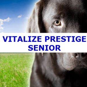 Aliment complet pour chien âgé - VITALIZE PRESTIGE SENIOR